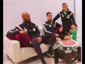 Mbolhi, nouveau capitaine, Brahimi et Medjani……………..