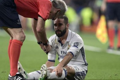 Real : Carvajal n'a pas apprécié le comportement de Zidane vis à vis de Pepe