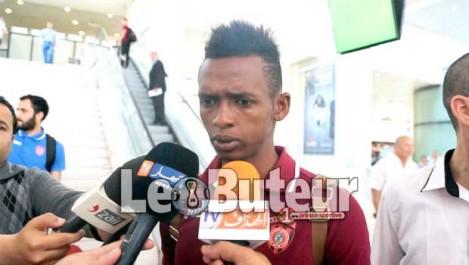USMA : Andria : «Ce match face  au Zamalek n'a rien à voir avec le derby»