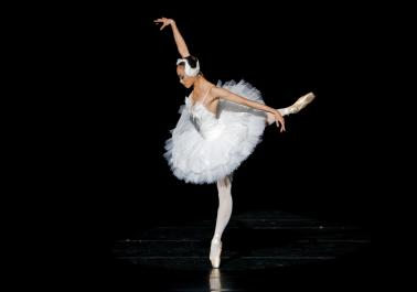 « Rêve d'une ballerine » à l'opéra d'alger