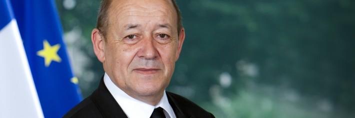 Le MAE français aujourd'hui et demain à Alger: Le Drian en attendant Macron