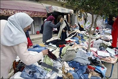 À J-2 DE L'AÏD Le souci des sans-bourse à Naâma