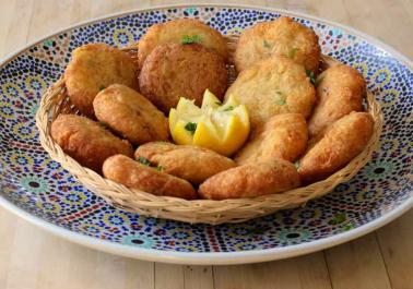 Recette de « Maâkouda », galette de pomme de terre