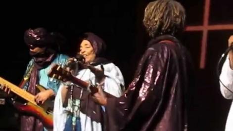 Musique:  Badi Lalla, la pionnière du blues des Touareg