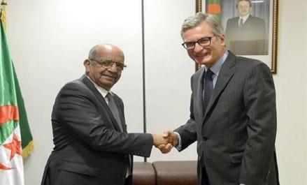 Messahel reçoit le nouvel ambassadeur d'Espagne en Algérie