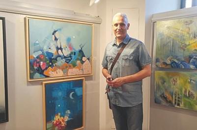"""""""Aria di Francia"""" de Florence en Italie: Une distinction pour l'artiste-peintre Mohamed Chafa Ouzzani"""