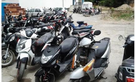 Mascara: 110 motos mises en fourrière
