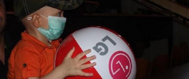 ''Cinema day by LG», une journée caritative au profit des enfants cancéreux de l'hôpital Parnet