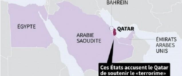 L'Arabie publie une liste de «terroristes» soutenus par le Qatar
