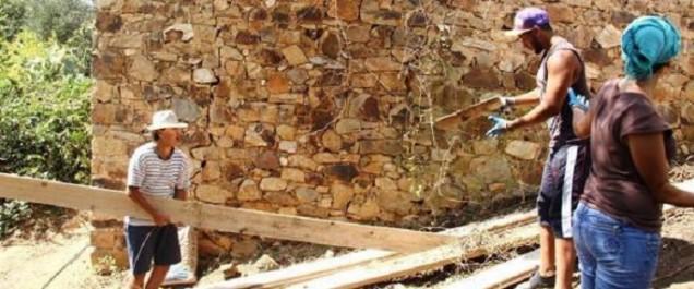 Le collectif «Tamazgha Builders» lance un 2e chantier d'architecture vernaculaire