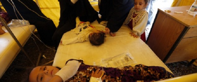 Yémen: l'ONU s'attend à 300.000 cas de choléra fin août