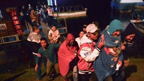 Colombie: Un bateau fait naufrage avec 150 passagers à bord (Vidéo)