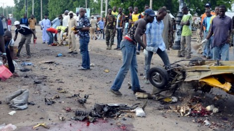Nigeria: 9 morts dans un triple attentat-suicide dans le nord-est