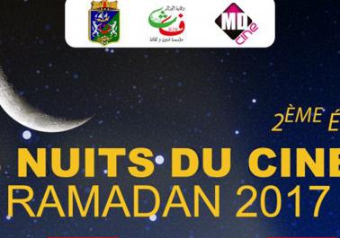 Ramadan 2017: Les nuits du cinéma sont de retour