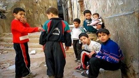 Solidarité autour des orphelins de Constantine : Non au transfert des enfants!