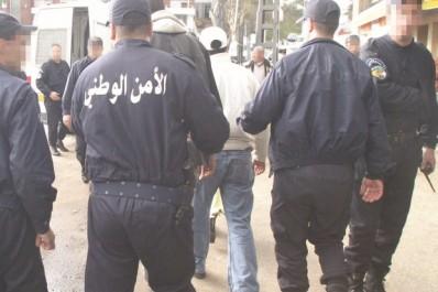 Alger: 475 individus impliqués dans 444 affaires de trafic de drogues et port d'armes prohibées arrêtés en août