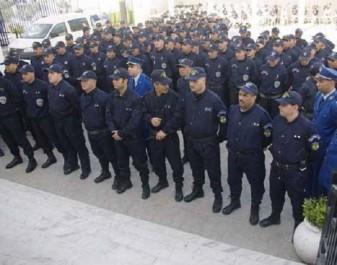 12 000 policiers mobilisés au niveau des postes frontaliers pour de la saison estivale 2017