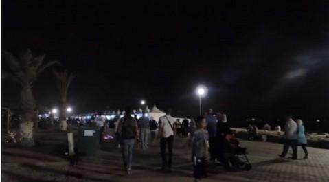 Batna: mouvement intense des familles jusqu'au S'hour sous l'œil vigilant des éléments de la sûreté