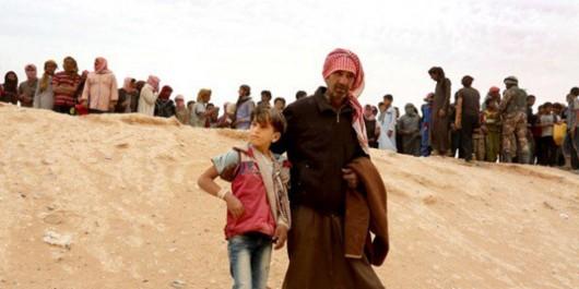 Témoignage d'un syrien bloqué dans le désert marocain : «Sortez-nous de cet enfer»