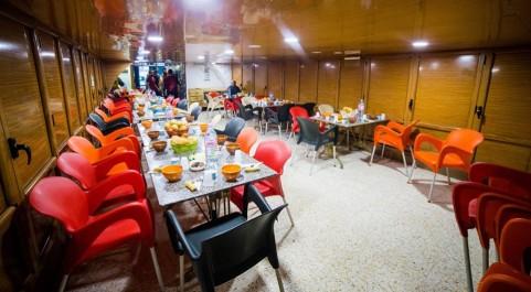 Le restaurant des Voûtes offre 200 repas à table et près de 30 à emporter: La solidarité au quotidien