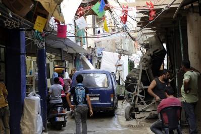 Violents affrontements dans le camp de Sabra, trois morts