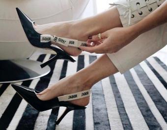 Sblingback: la chaussure chic de nos mamies revient en force!