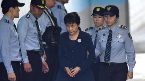 Pyongyang veut exécuter l'ex-présidente sud-coréenne