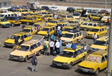 Squat des places de stationnement par les commerçants informels: Les chauffeurs de taxi fulminent à Khemis El-Khechna