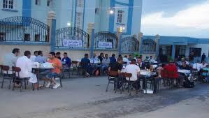 Sûreté de wilaya de Motaganem: Un Iftar pour les usagers de la route