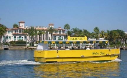 Entrée en service du bateau-taxi entre Oran/Les Dunes