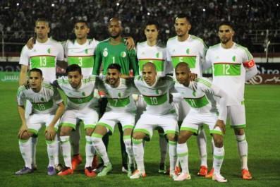 Classement FIFA: l'Algérie fait du surplace et reste à la 48e place