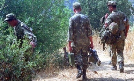 2 bombes de confection artisanale et des outils de détonation détruits à Tipaza et Sidi Bel Abbes (MDN)