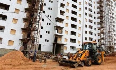 Sétif : lancement des chantiers de réalisation de 8.000 logements AADL-2