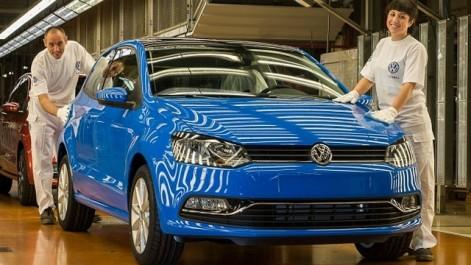 Volkswagen Group : Début de production de la Volkswagen Polo