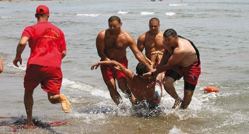 Protection civile: 300 baigneurs sauvés d'une noyade certaine