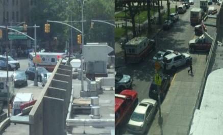 Coups de feu dans un hôpital de new york: plusieurs blessés