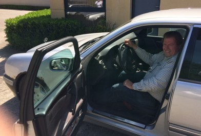 Insolite : Un million de kilomètres avec une Mercedes E 270 CDI