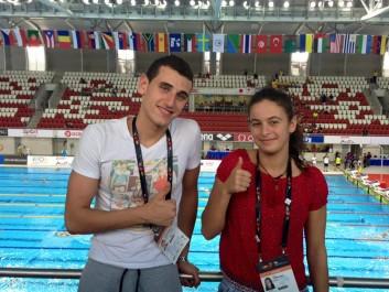 Natation 800m libre: Nouveau record d'Algérie pour Lounis Khendriche