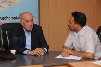 Bouira: Cri de détresse du journaliste-écrivain Souhil Khaldi