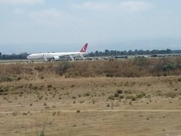 Un avion de la Turkish Airlines atterrit en urgence à l'aéroport d'Alger suite à une fausse alerte à la bombe