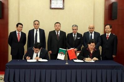 Coopération Algéro-Chinoise dans le domaine de la gouvernance:  Une pédagogie d'approche limitée