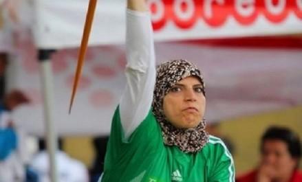 Athlétisme/Handisport/Mondiaux-2017: médaille d'or pour l'Algérienne Asmahane Boudjadar (javelot/F33)