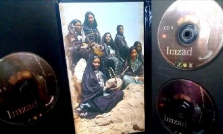 «Imzad», un premier coffret de CD dédié au patrimoine targui