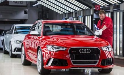 Le constructeur allemand audi rappelle jusqu'à 850.000 véhicules diesel