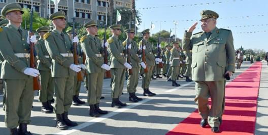 Algérie: Le vice-ministre de la Défense préside la cérémonie de sortie de 3 promotions d'officiers à l'AMIA de Cherchell
