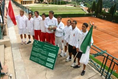 Coupe Davis: Les Algériens terminent à la 6e place