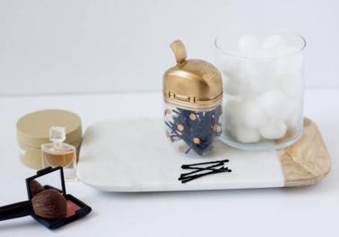 DIY: Une jolie boîte pour ranger tes épingles à cheveux