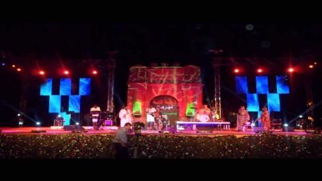 5ème soirée du Festival arabe de Djemila : Saâd Ramadane et Radia Manel ravissent le public