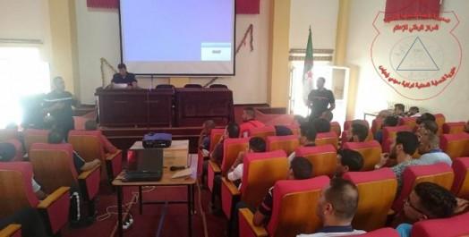 Sidi Bel-Abbès: 3ème session de formation de secouristes
