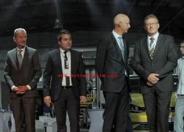 Volkswagen Group : Déclarations des responsables du Groupe Volkswagen